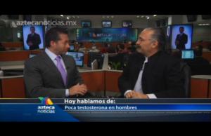 Dr. Eusebio Rubio en Entrevista